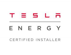 TESLA-Certified Installer
