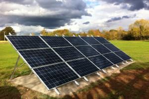 Hampton Bishop Solar array